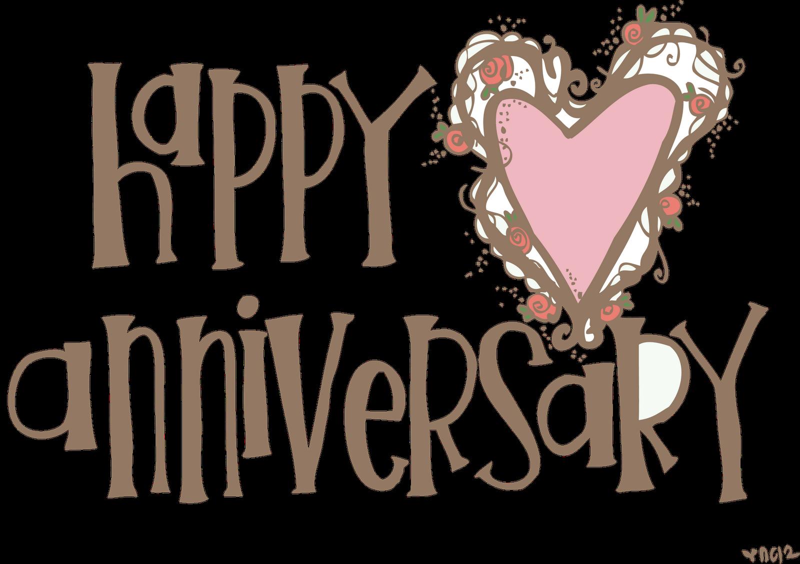 Happy Anniversary Anniversary Clipart Wedding Anniversary Clip Art Free