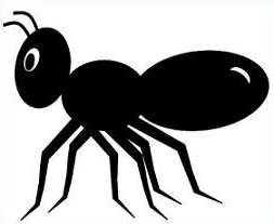 Ant clipart queen ant #2