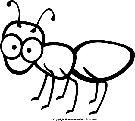 . hdclipartall.com Ant Clipart Black And White