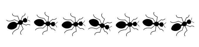 Ant Clipart Line Drawing - Pencil And In Color Ant Clipart Line regarding  Wonderful Of Line