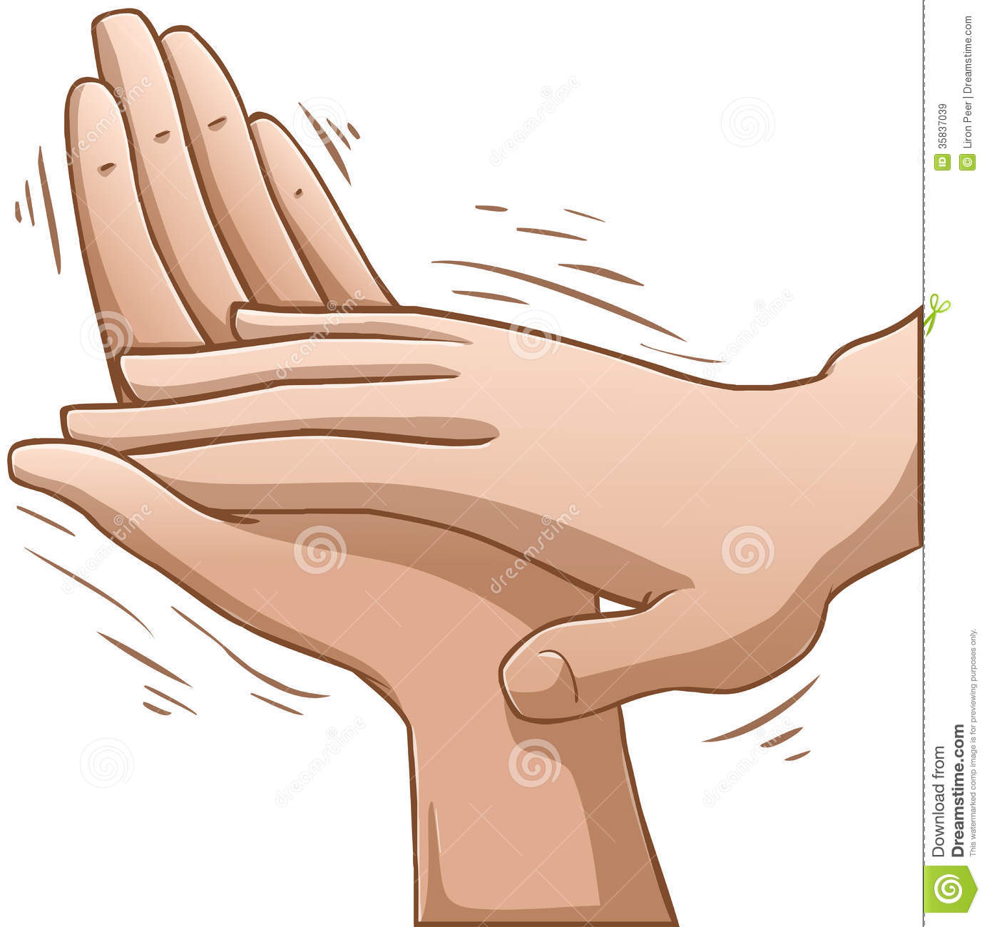 Applause Clipart Clapping Hands Royalty Free
