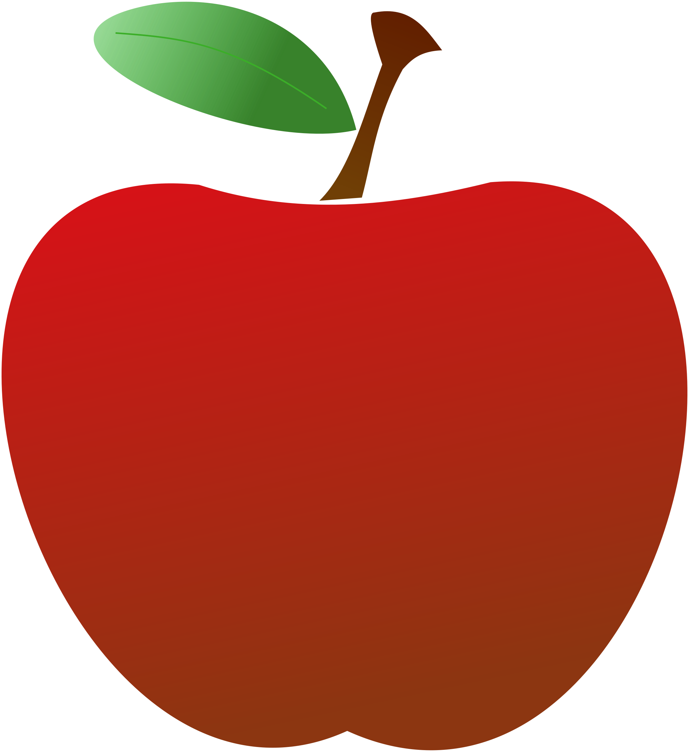 Teacher Apple Clipart | Clipart Panda - Free Clipart Images