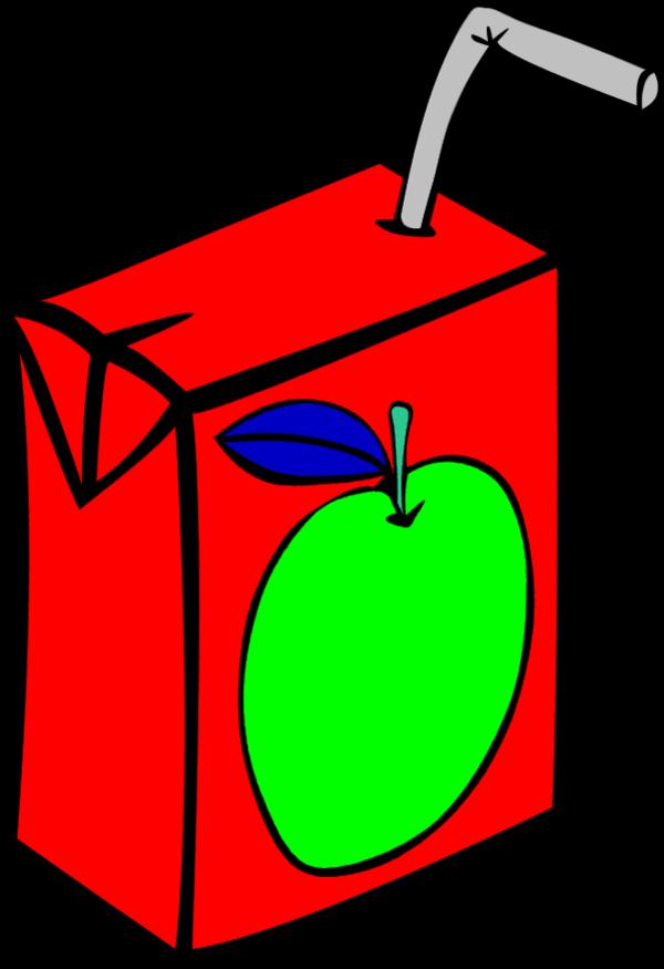 Apple Juice - vector Clip Art