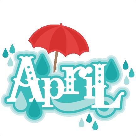 April clipart 2