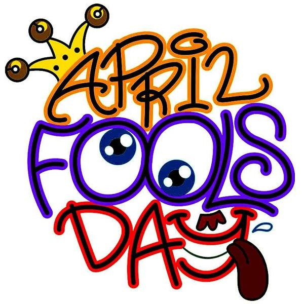 April fools day clip art .