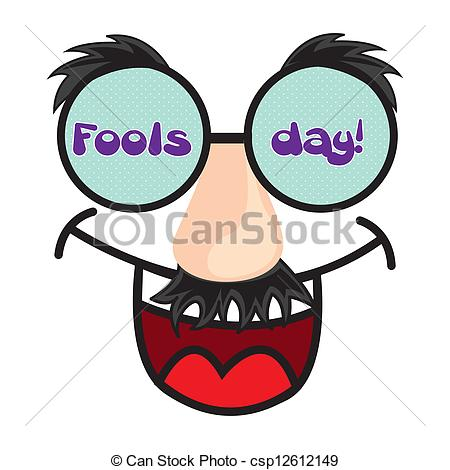 April Fools Day Clipart Face Picture