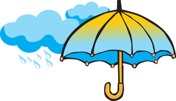 April showers bring may flowe - April Showers Clipart