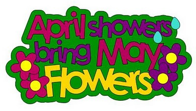 April showers bring may flowers clip art free 6