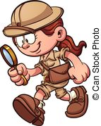 Archaeologist Vector clipart and illustrations (205)