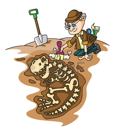 Archeolog Illustration