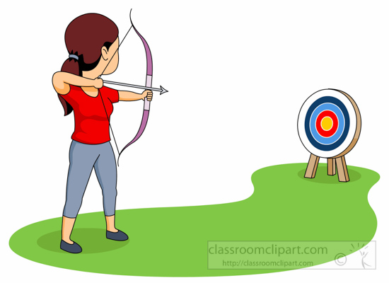 aiming-target-with-bow-and-arrow-archery-clipart-