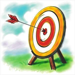 Archery Clipart - Clipart Kid