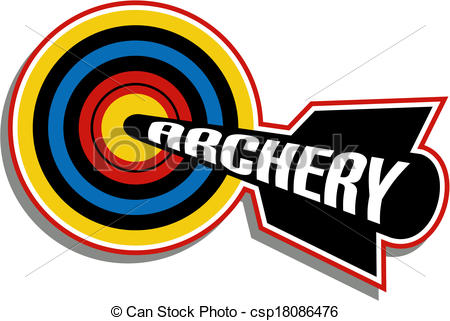 archery design - csp18086476