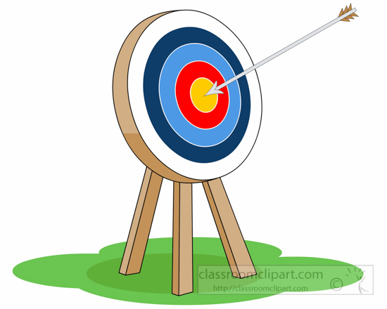 Boy Aiming Target With Bow And Arrow Archery Size: 99 Kb