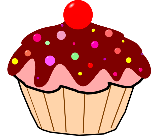 Are you looking for a cupcake clip art for use on your projects? Well you can use this cartoon cupcake clip art on your food projects, magazines, blogs, ...