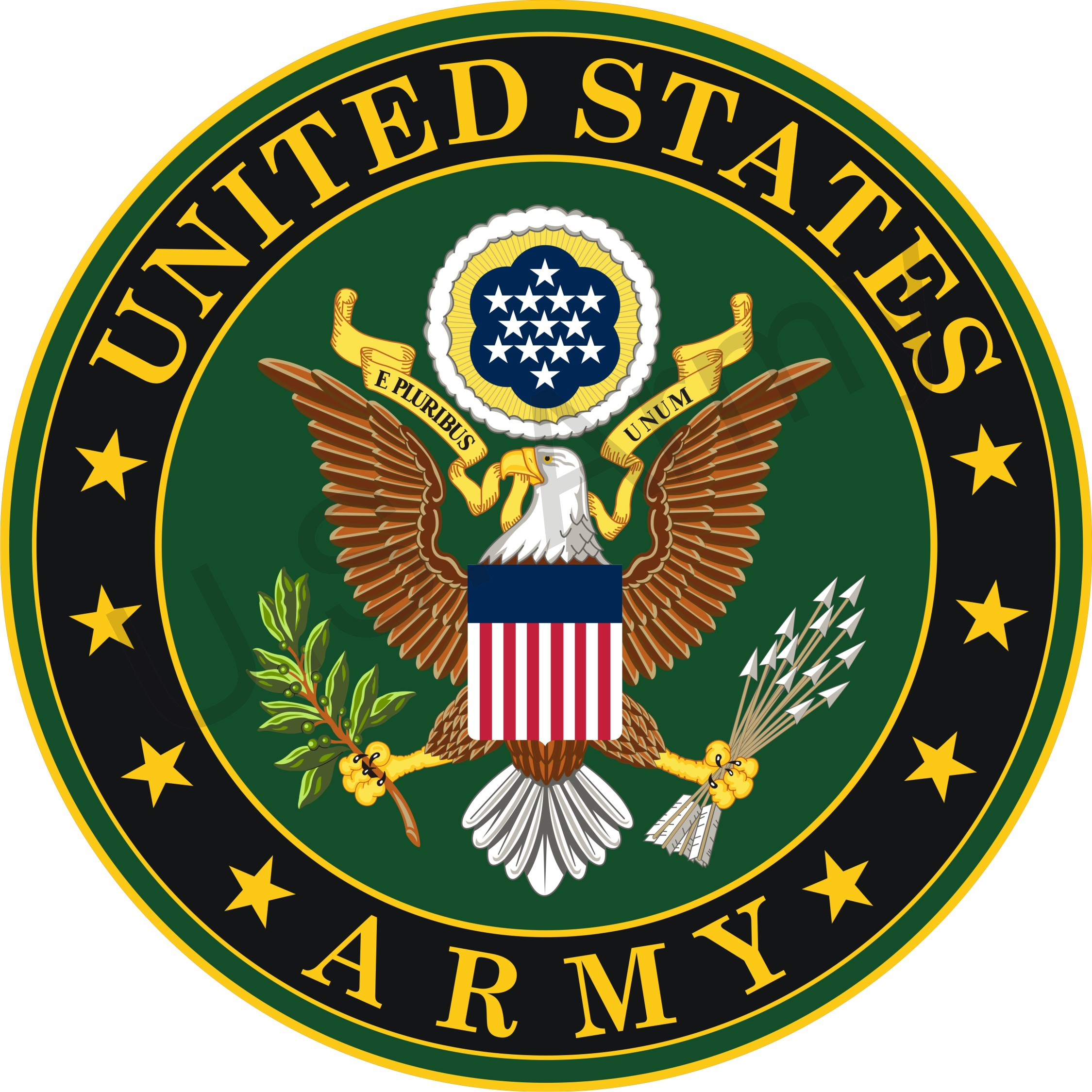 Army Emblem Clipart