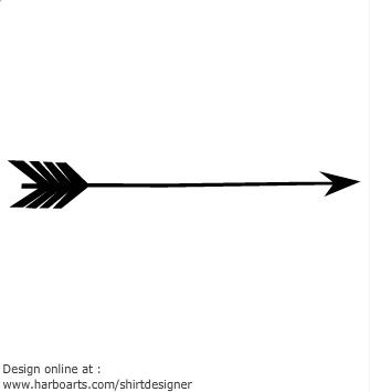 Arrow Design Clipart