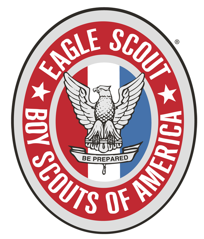 Eagle Scout Emblem Clip Art