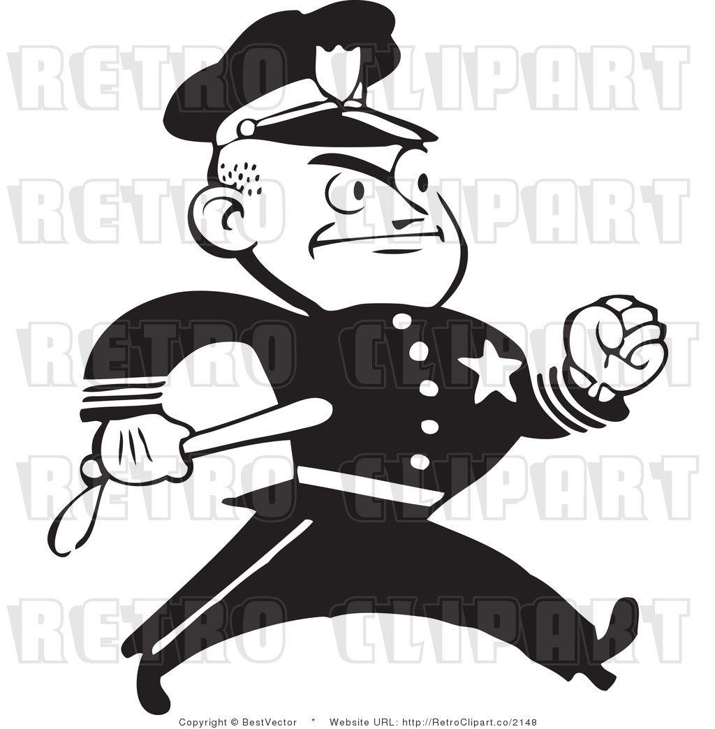 Art Of An Angry Police .