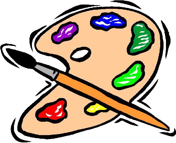 Art Paint Clip Art