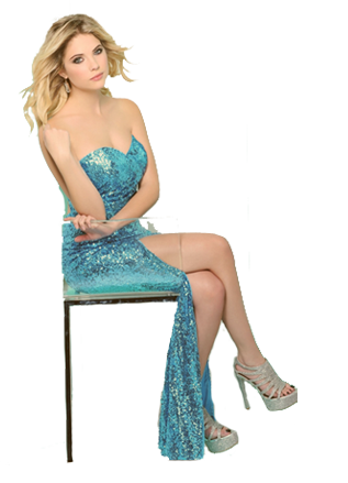 Ashley benson hd clipart - Ashley Benson Clipart