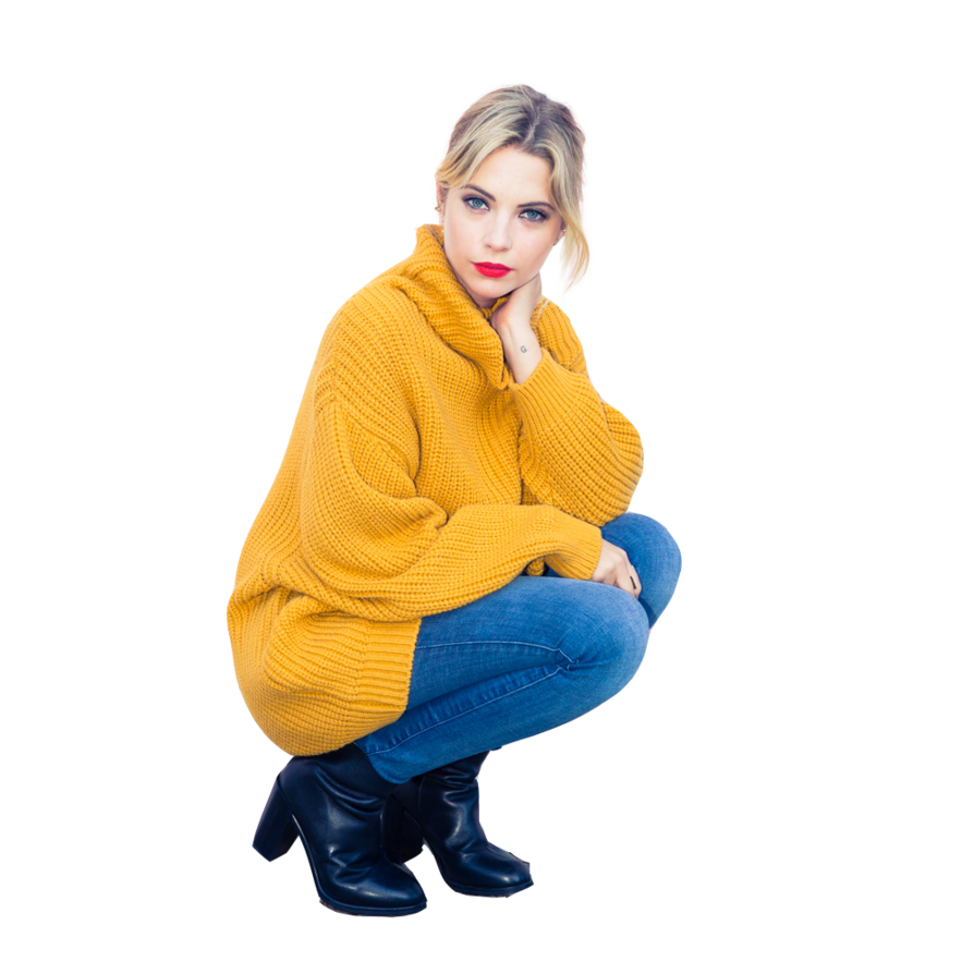 Ashley Benson Png By DashaZareckaya Hdclipartall.com