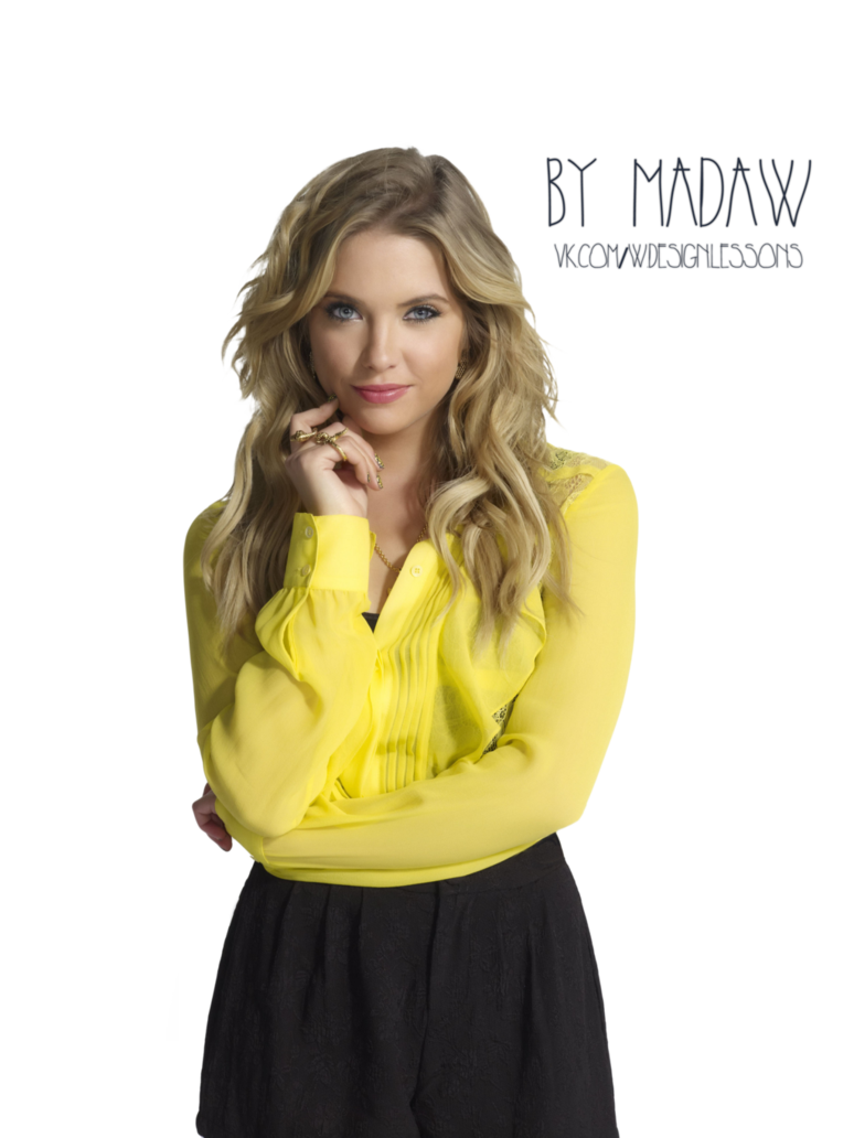 Ashley Benson PNG By MADAW Hdclipartall.com