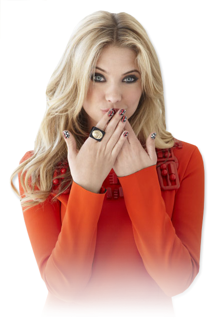 Ashley Benson PNG Photos