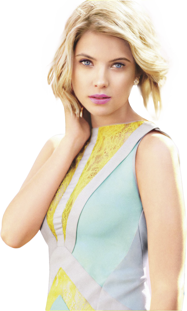 Ashley Benson PNG Transparent