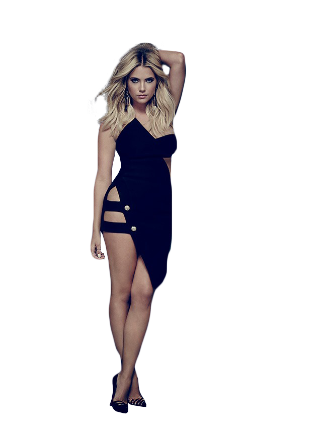 confidentpngs 58 0 PNG - Pretty Little Liars - Ashley Benson by  Andie-Mikaelson -