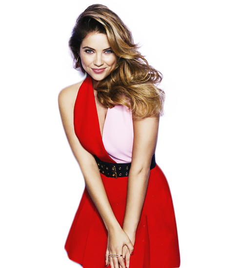 PNG - Ashley Benson by Andie-Mikaelson - Ashley Benson PNG