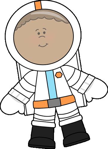 Astronaut Clip Art