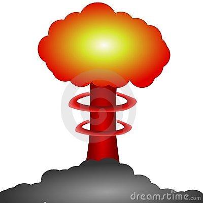 Atomic Bomb Clip Art