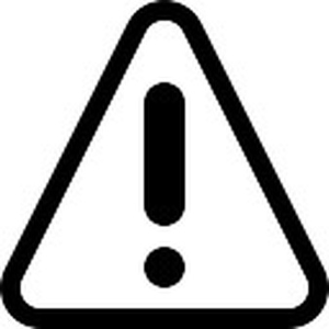 Clipart Attention Danger Gratuit Image