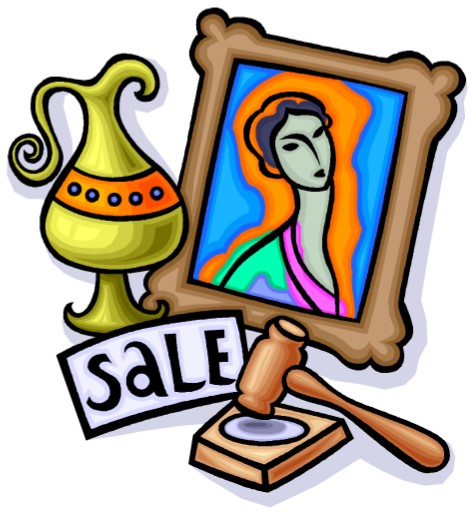 Auction Donations Needed Clipart #1