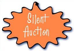 Silent Auction Clipart