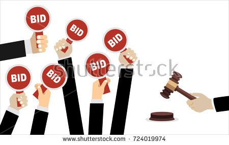 . ClipartLook.com Stock-vector-auction-and-bidding-concept-hand-holding- ClipartLook.com