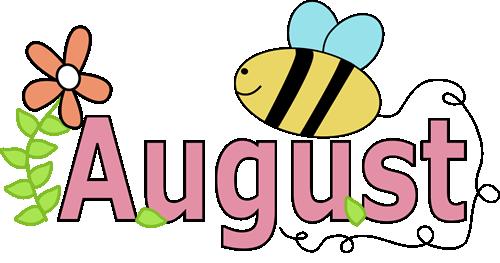 August Clip Art #38722 - August Clipart