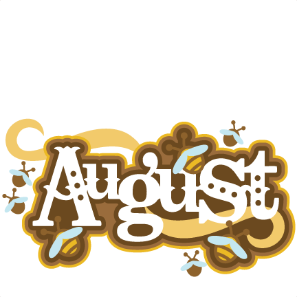 August clipart by month image 5