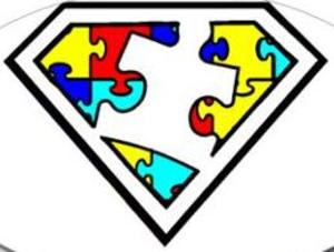 Autism Is A Superpower clip art   tats   Pinterest   Clip art, Superpower and Autism