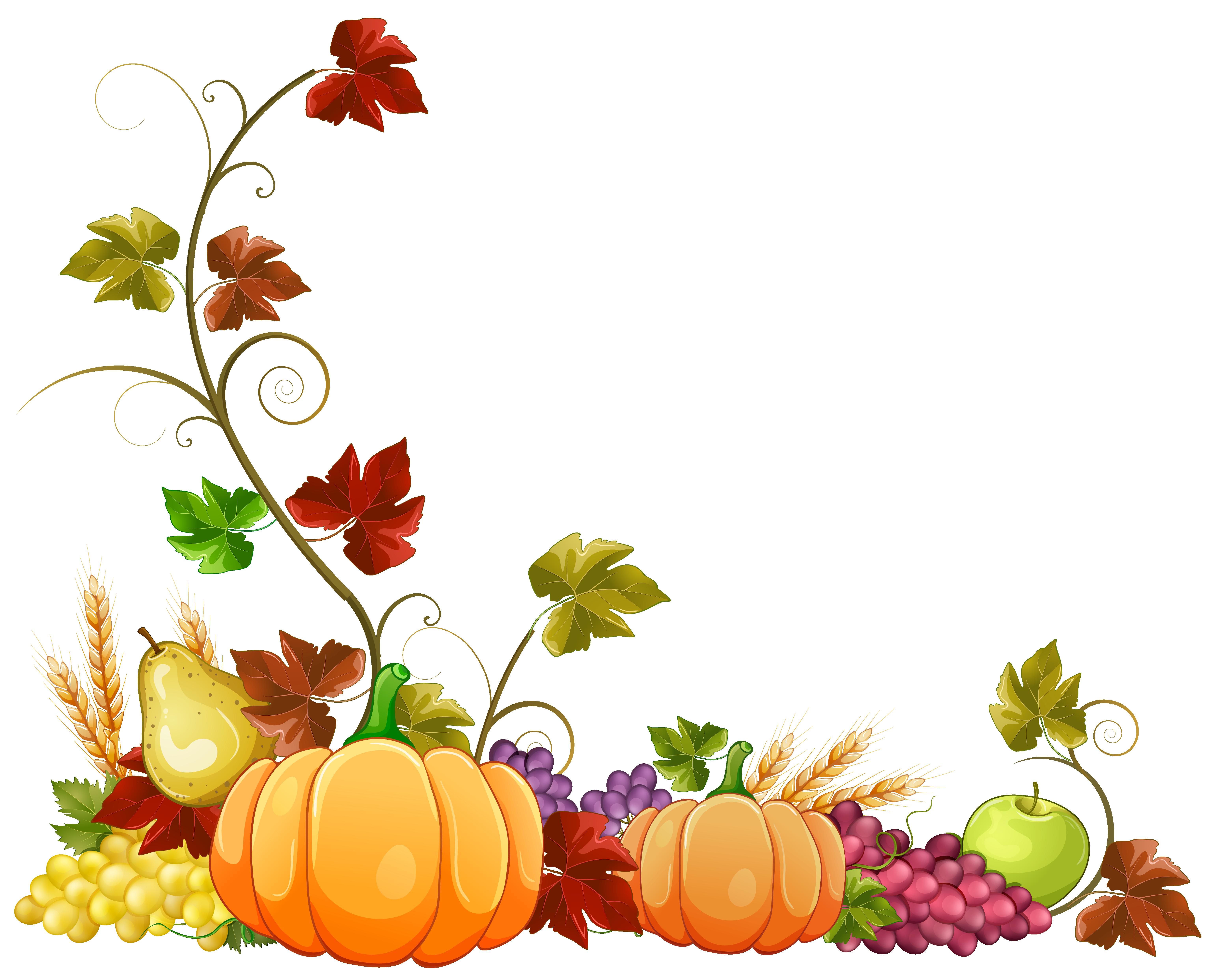 Autumn Clip Art #40373