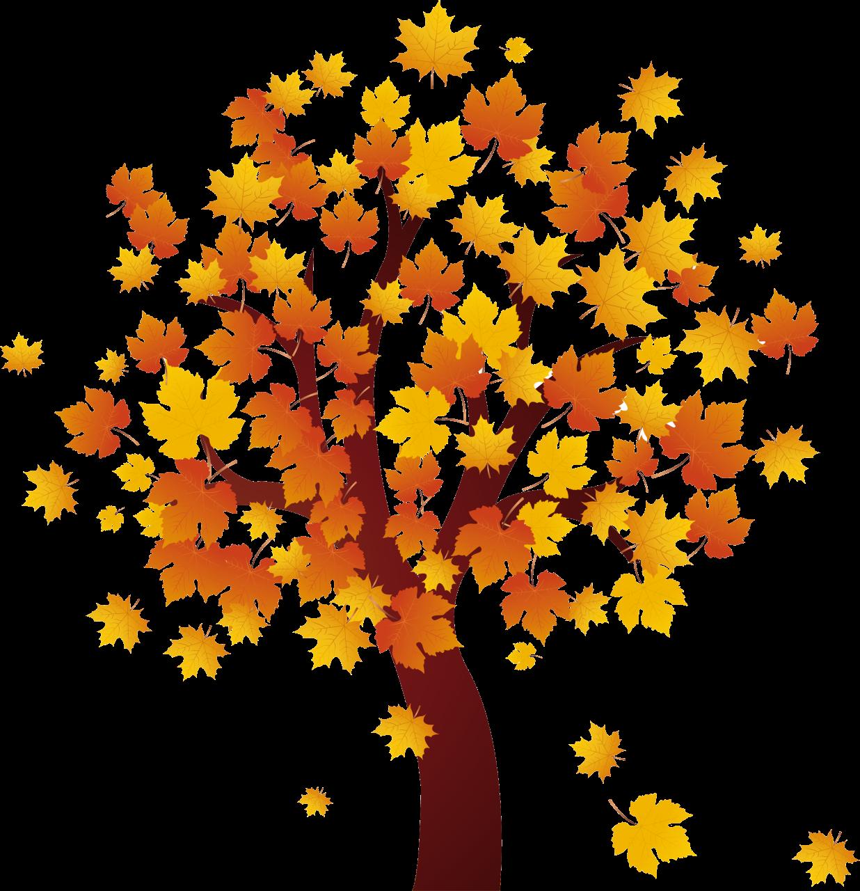 Autumn Clip Art 5