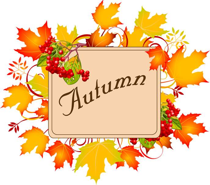 Autumn Fall Clipart Free Clipart Images