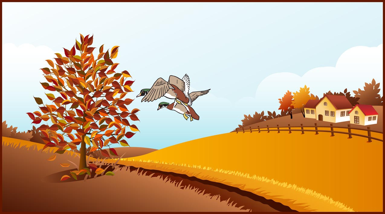 Nature clipart autumn #12