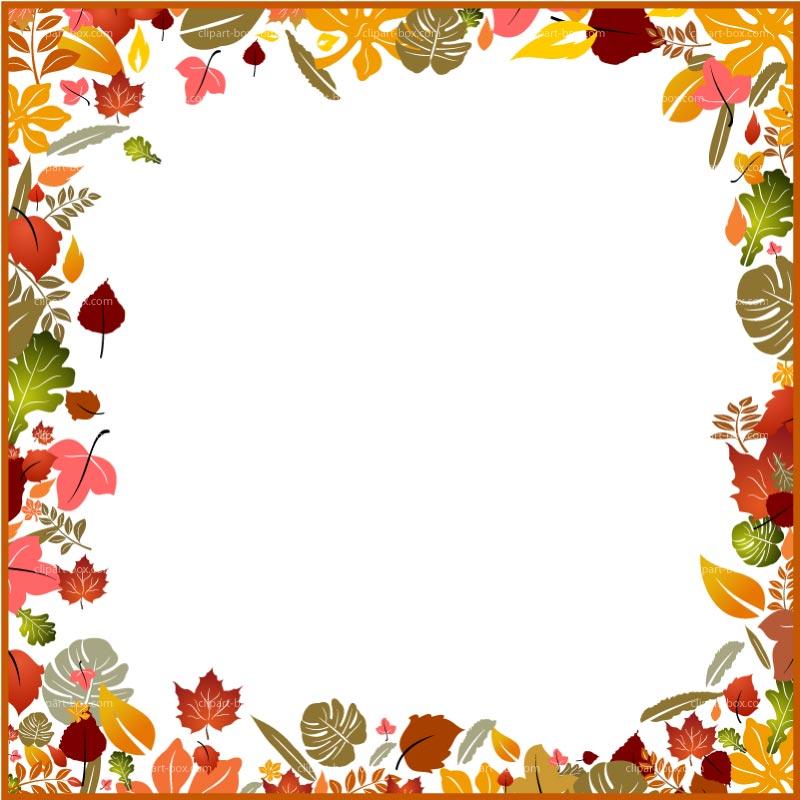 Autumn Frame Clip Art Car .