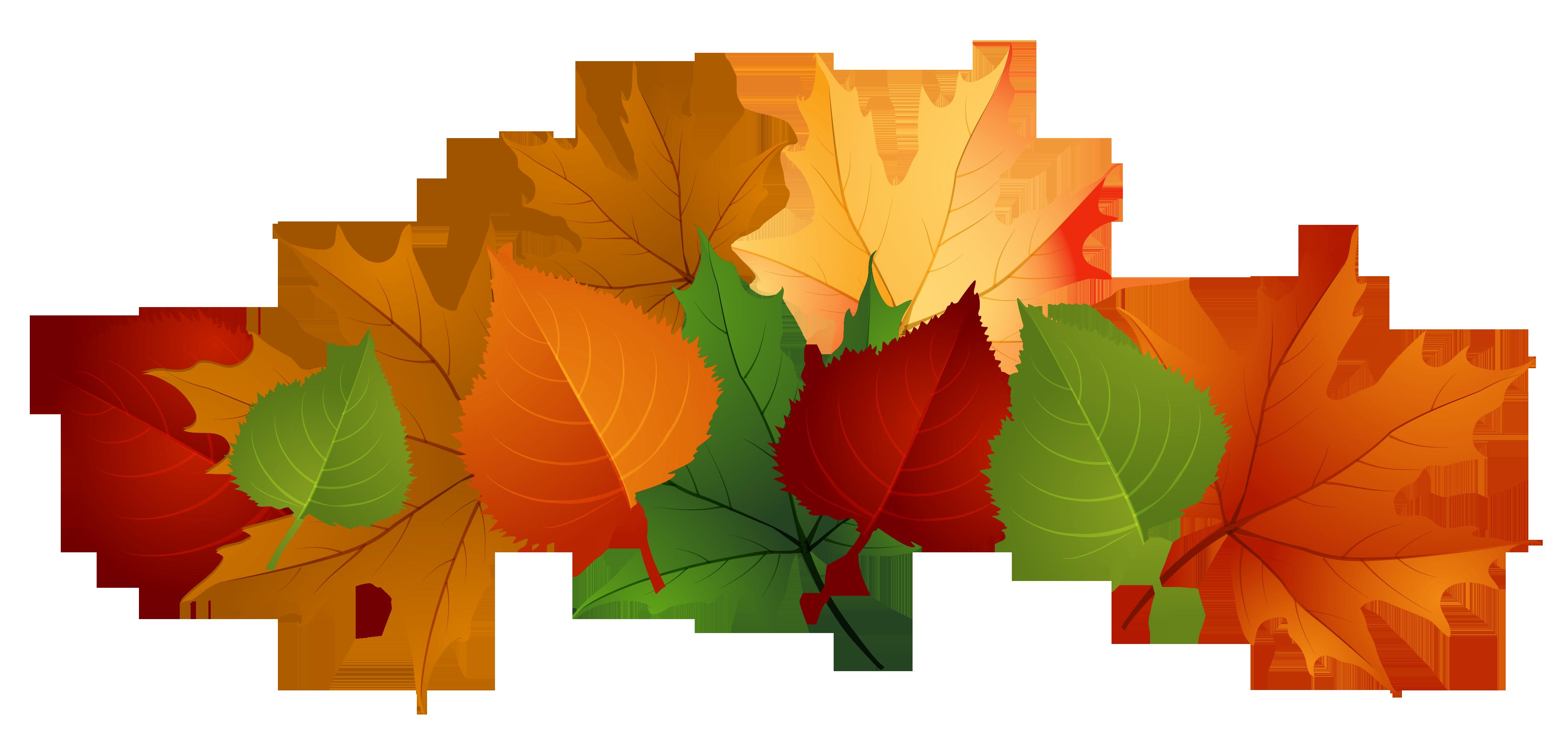 Autumn Leaves Pile Clip Art ..