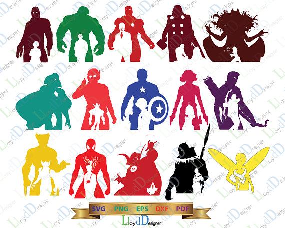 Avengers Clipart-Clipartlook.com-570