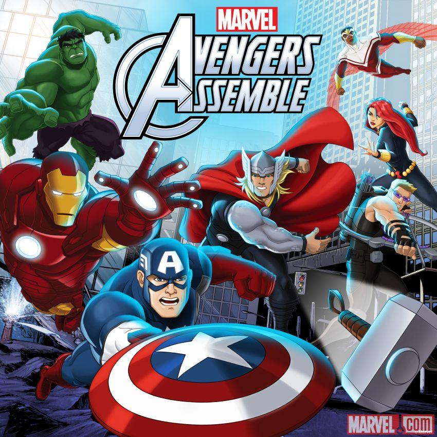 avengers clipart 8