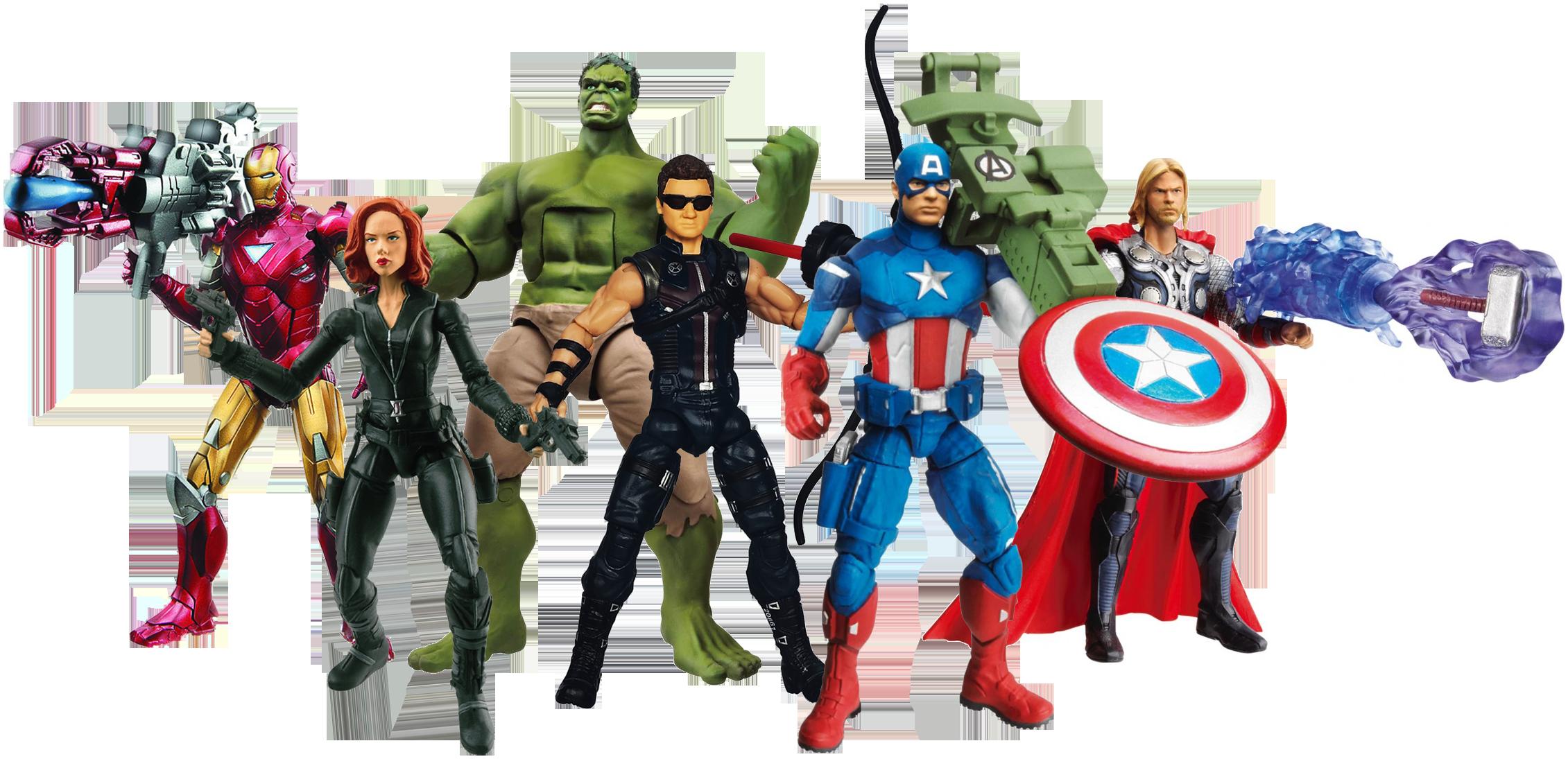Avengers clipart: Marvel Avengers Clipart