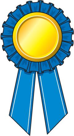 Prize Ribbon Clipart